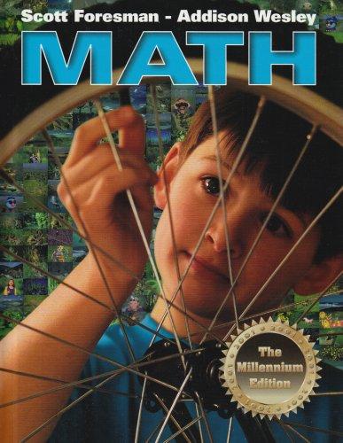9780201363852: Math: Grade 3
