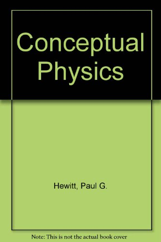 9780201374667: Conceptual Physics