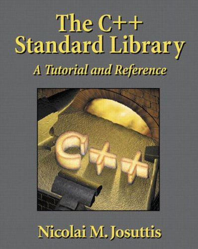 9780201379266: The C++ Standard Library: A Tutorial and Reference