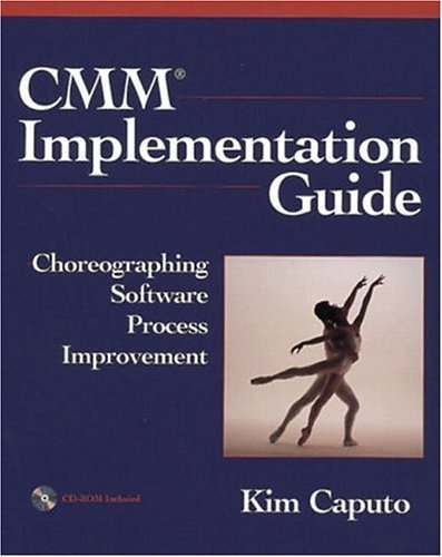 9780201379389: CMM Implementation Guide: Choreographing Software Process Improvement