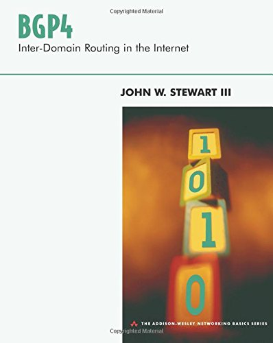 9780201379518: Bgp4: Inter-Domain Routing in the Internet (Networking Basics)