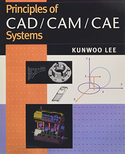 9780201380361: Principles of CAD/CAM/CAE:United States Edition