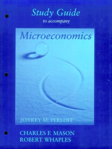 9780201380699: Microeconomics