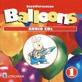 9780201385588: Balloons: Level 1: Audio CD