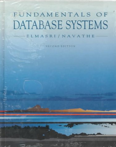 9780201385946: Fundamentals of Database Systems