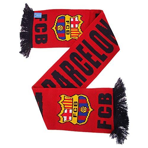9780201387544: FC Barcelona Sciarpa