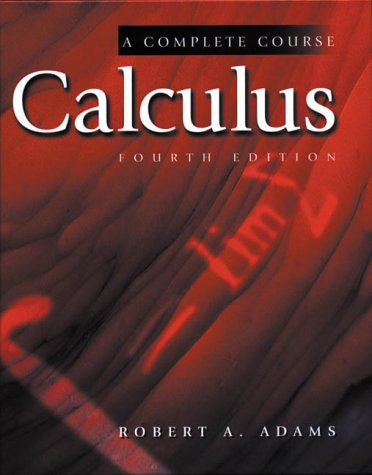9780201396072: Calculus: Complete Course