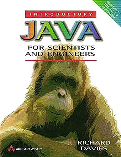 9780201398137: Introductory Java for Scientists and Engineers