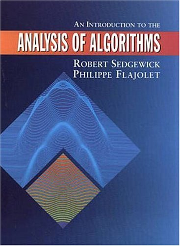 9780201400090: An Introduction to the Analysis of Algorithms