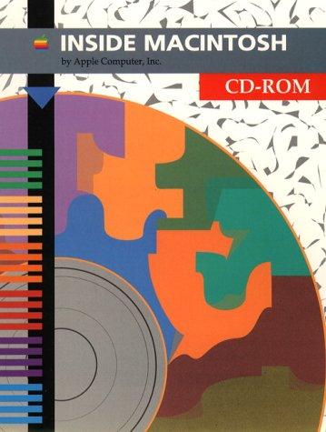 9780201406740: Inside Macintosh/Cd-Rom (INM)