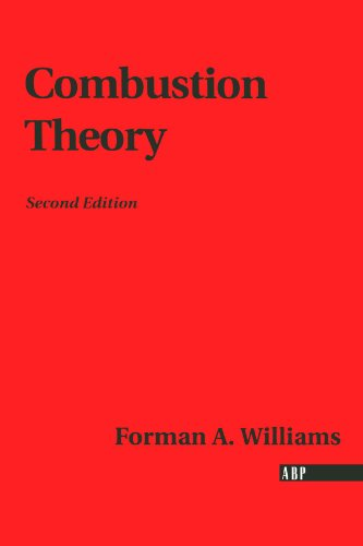 9780201407778: Combustion Theory (Combustion Science and Engineering)