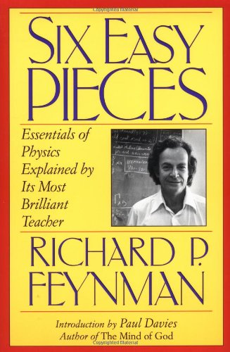 9780201408256: Six Easy Pieces: Essentials of Physics Explained by Its Most Brilliant Teacher