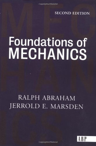 9780201408409: Foundations Of Mechanics