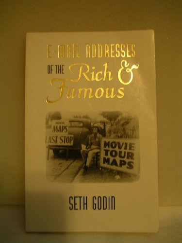 9780201408935: E-Mail Addresses of the Rich & Famous