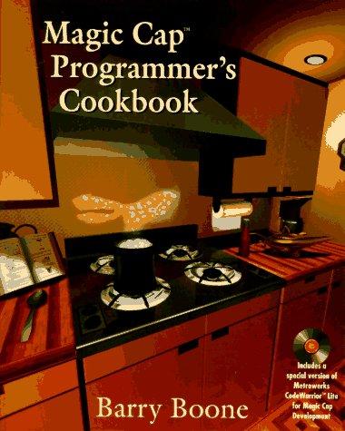 9780201409536: Magic Cap Programmer's Cookbook