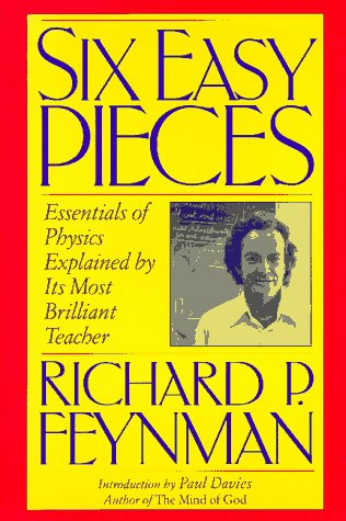 9780201409550: Six Easy Pieces: Essentials of Physics Explained by Its Most Brilliant Teacher