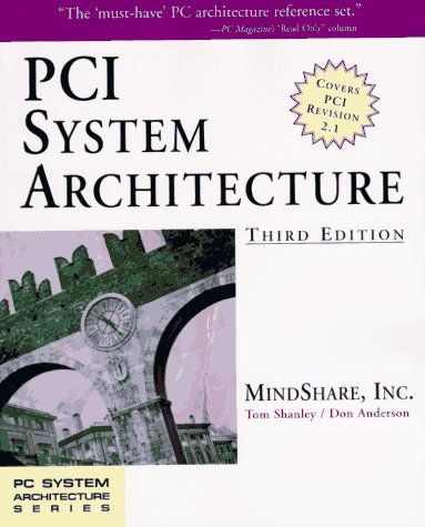 9780201409932: PCI System Architecture