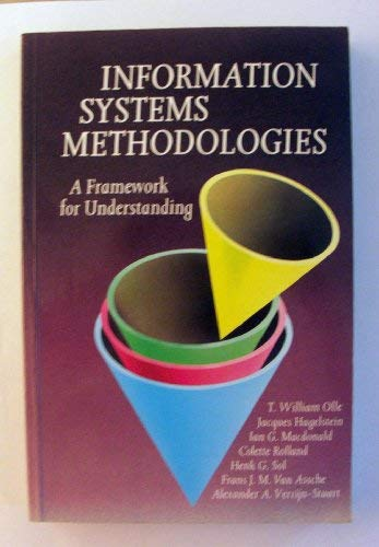 9780201416107: Information Systems Methodologies: A Framework for Understanding