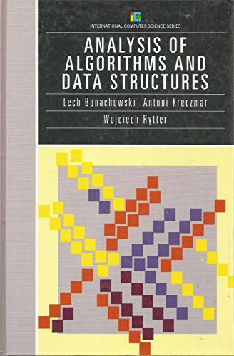 9780201416930: Analysis of Algorithms and Data Structures (International Computer Science Series)