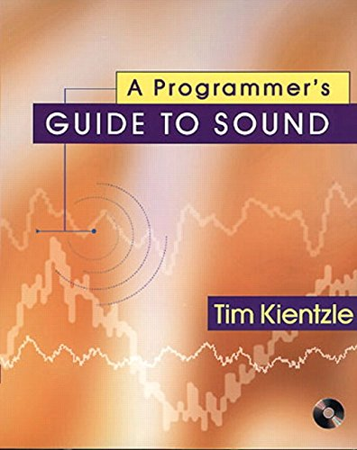 9780201419726: A Programmer's Guide to Sound