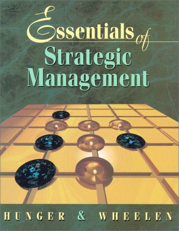 9780201421866: Essentials of Strategic Management
