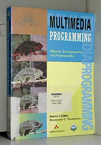 9780201422825: Multimedia Programming: Objects, Environments and Frameworks (ACM Press)