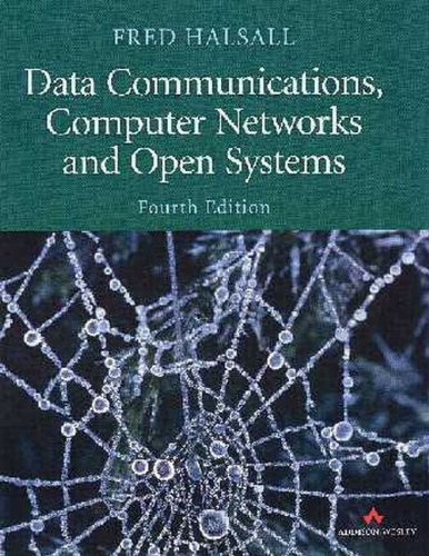 9780201422931: Data Communications, Computer Networks, and Open Systems (4th Edition)