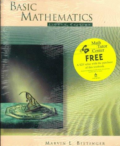 9780201426458: Basic Mathematics