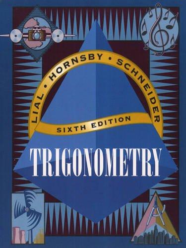 9780201426786: TRIGONOMETRY MATH TUTOR CENTER NATIONAL PKG