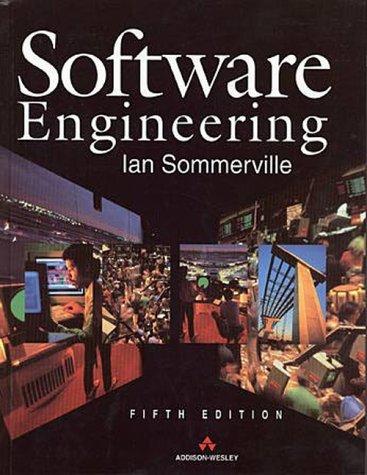 9780201427653: Software Engineering (International Computer Science Series)
