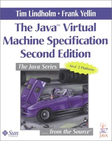 9780201432947: The Java™ Virtual Machine Specification (2nd Edition)
