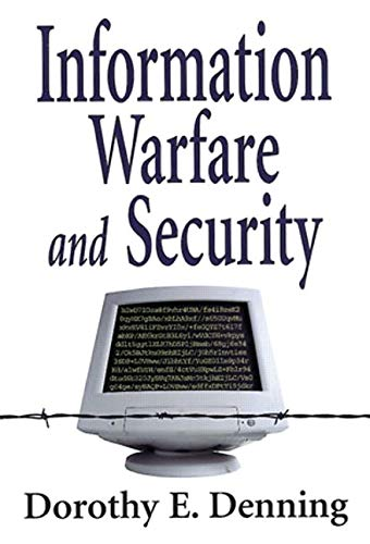 9780201433036: Information Warfare and Security