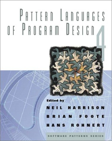 9780201433043: Pattern Languages of Program Design 4 (Software Patterns Series)