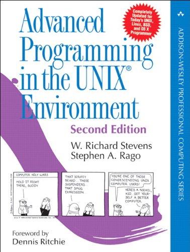 9780201433074: Advanced Programming in the Unix Environment