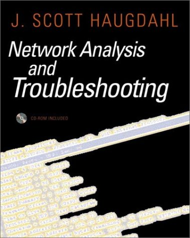 9780201433197: Network Analysis and Troubleshooting
