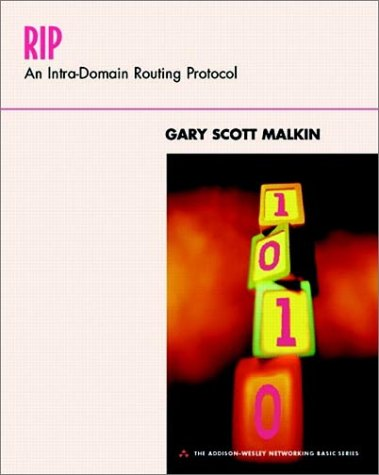 9780201433203: RIP: An Intra-Domain Routing Protocol (The Addison-Wesley Networking Basics Series)