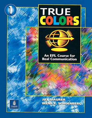 9780201438420: True Colors: An EFL Course for Real Communication, Level 1 Audio CD: Audio CD Level 1