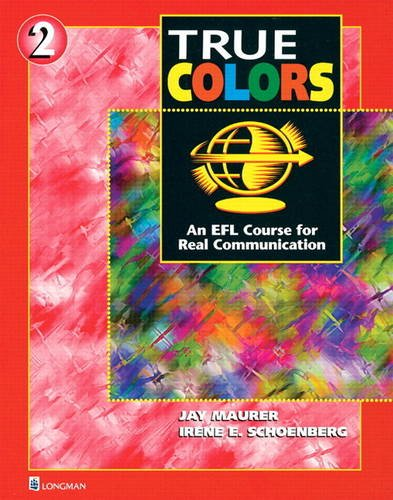 9780201438437: True Colors: An EFL Course for Real Communication, Level 2 Audio CD