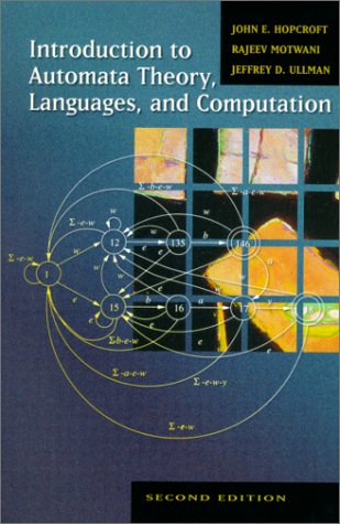 9780201441246: Introduction to Automata Theory, Languages, and Computation (2nd Edition)