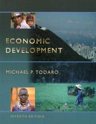 9780201441307: Economic Development (7th Edition)