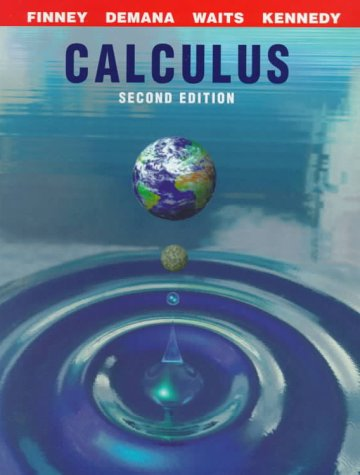 Calculus (2nd Edition): Ross L. Finney,