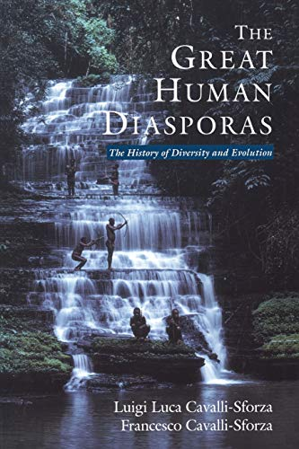 9780201442311: The Great Human Diasporas: The History of Diversity and Evolution