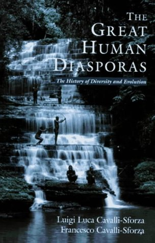 9780201442311: The Great Human Diasporas: The History Of Diversity and Evolution (Helix Books)