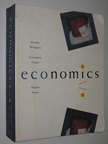 Economics: Combined Volume : Microeconomics / Macroeconomics: Douglas McTaggart, Christopher