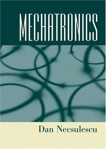 9780201444919: Mechatronics