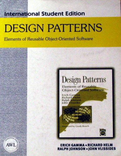 9780201455632: Design Patterns. Elements of Reusable Object-oriented Software