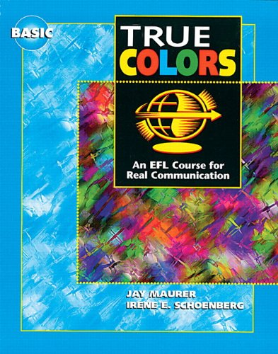 9780201458107: True Colors: An EFL Course for Real Communication, Basic Level Audio CD