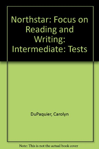 9780201458176: Northstar: Focus on Reading and Writing Intermediate Achievement Tests