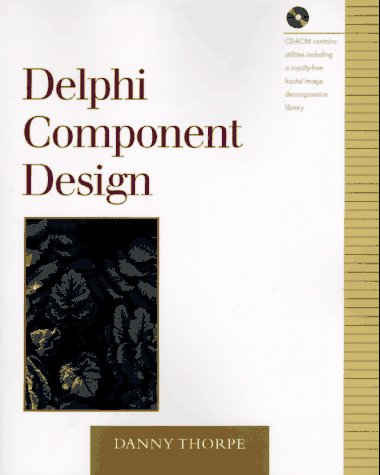 9780201461367: Delphi Component Design
