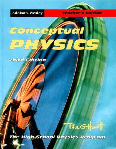 9780201466980: Conceptual Physics